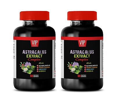 adaptogenic herbs - ASTRAGALUS COMPLEX 770MG - natural anti inflammatory