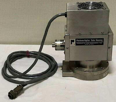Products For Research Photomultiplier Tube Housing W Refrigerated Chamber