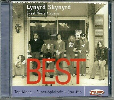 Lynyrd Skynyrd Sweet Home Alabama  (Best of) Zounds CD Neuauflage