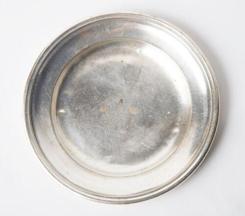 Vintage Hotel Silver plate