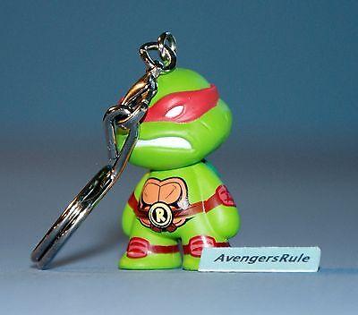 Teenage Mutant Ninja Turtles Shell Shock! Keychain Series KidRobot Raphael