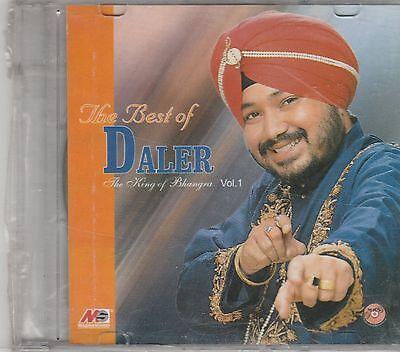 The Best Of daler Mehndi Vol 1  [Cd] Bolo tara ra Ra ,dardi Rub Rub