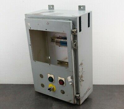 Hoffman Electrical Enclosure A-241608lp 24x16x8 Electric Box Cabinet