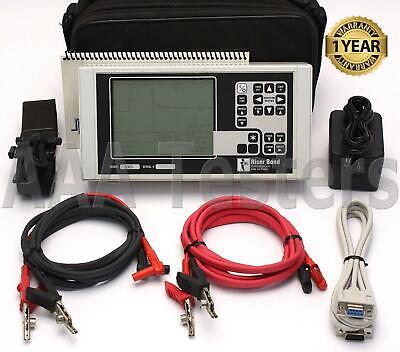 Riser Bond Model 3300 Metallic Tdr Cable Fault Locator W Memory Riserbond