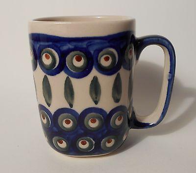 HIT Unikat Kaffee / Tee Tasse aus Bunzlauer Keramik; 300ml (*4202)