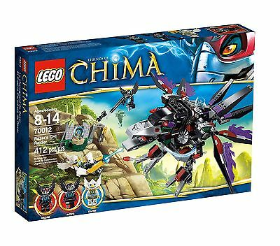 LEGO Chima Razar's Chi Raider #70012 - 2012 Release Collector's Item *CLEARANCE* - Clearance Lego