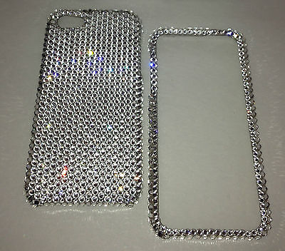 Incontrovertible Crystal Bling Case For IPHONE 7 PLUS Made With 100% SWAROVSKI Crystals