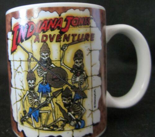 DISNEY COFFEE INDIANA JONES TEMPLE OF THE FORBIDDEN EYE SKELETON WARRIORS ga