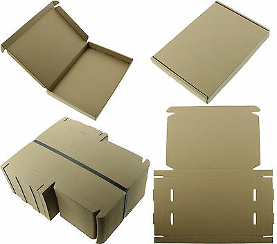 20 x C4 A4 PIP BOX SHIPPING MAIL POSTAL LARGE LETTER BOXES - SIZE: 335x230x23mm
