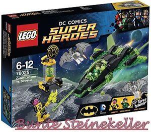 LEGO® Super Heroes: 76025 Green Lantern vs. Sinestro ! NEU & OVP !