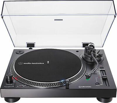 Audio-Technica - Stereo Turntable - Black