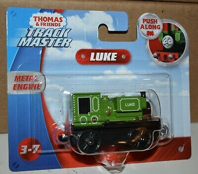 THOMAS & FRIENDS TRACK MASTER LUKE PUSH ALONG WORK ON TRACK MASTER NEW