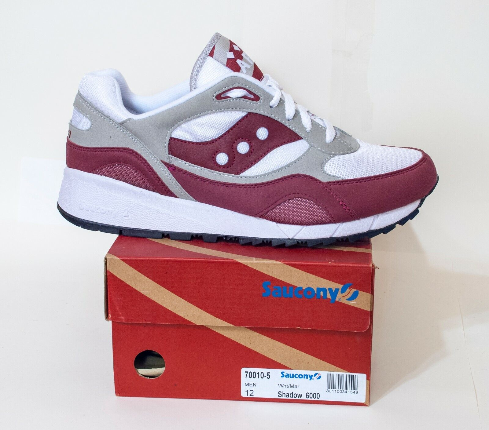 ARC x Saucony Shadow 6000 Size 12 NEW Alife men's running collab