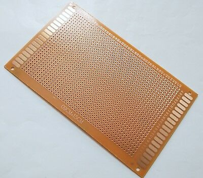 1pc Single Sided Perf Board Pcb Diy Universal Prototype Paper 9x15cm 90x150mm