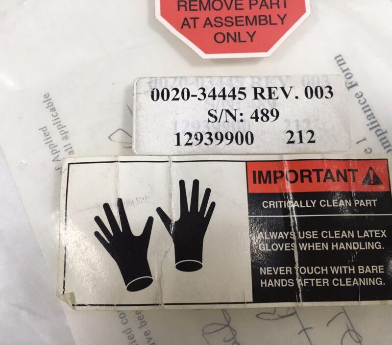 "Amat 0020-34445 Plate Blocker Dxz ""g  ""new"""