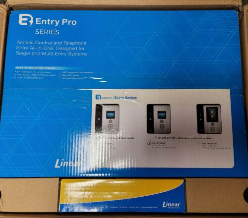 Linear EntryPro EP-436 4.3-inch Networked 36 Door