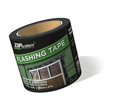 Huber Zip System Flashing Tape 3.75 Inches X 30 Feet Self-adhesive Flashi...