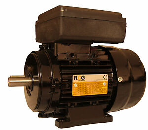 1-5HP-1-1kW-1400rpm-240Volt-PSC-Electric-Motor