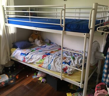 Bunk beds. Good condition!