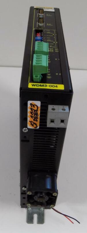 BERGER LAHR STEPPER DRIVE WDM3-004.0801