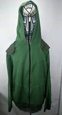 Marvel Comics Villian Dr Doom Mens Sz 2XL - Dr Doom Hoodie