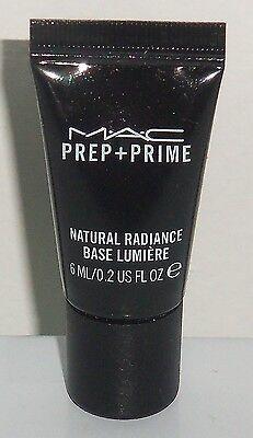 *BRAND NEW* Mac PREP + PRIME Natural Radiance Base 0.2ozDELUXESAMPLE - Pink