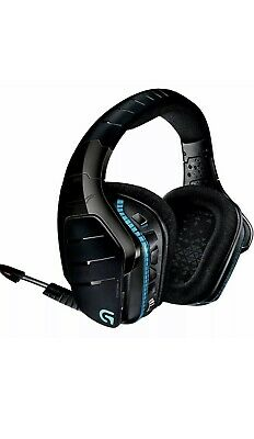 NEW! Logitech G933 Artemis Spectrum Wireless RGB 7.1 Dolby DTS...