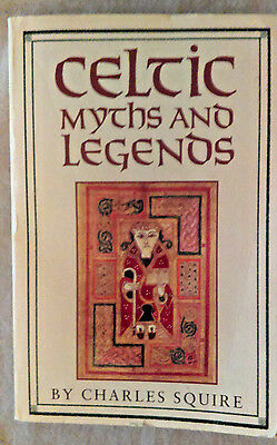 Celtic Myths and Legends by Charles Squire (1998, Paperback)