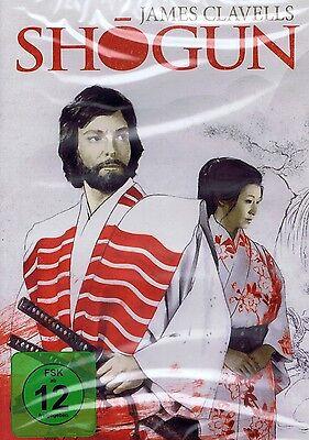 DVD-BOX NEU/OVP - Shogun (James Clavell) - Richard Chamberlain & Toshro Mifune