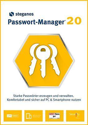 Steganos Passwort-Manager 20 / Key