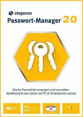 Steganos Passwort-Manager 20 #Key