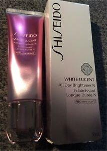 Shiseido White Lucent  All Day Brightener N  50 ml - New