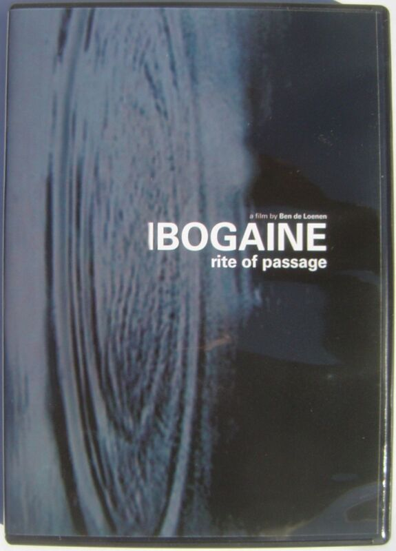 Ibogaine: Rite of Passage (DVD)