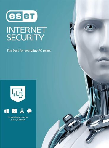 ESET INTERNET SECURITY 2021 - 3 YEARS 1 DEVICE