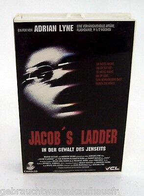 """VHS Jacob's Ladder von Adrian Lyne """" In der Gewalt des Jenseits """""""