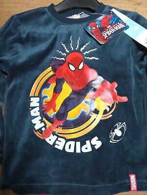 Pijama De Niño Spiderman