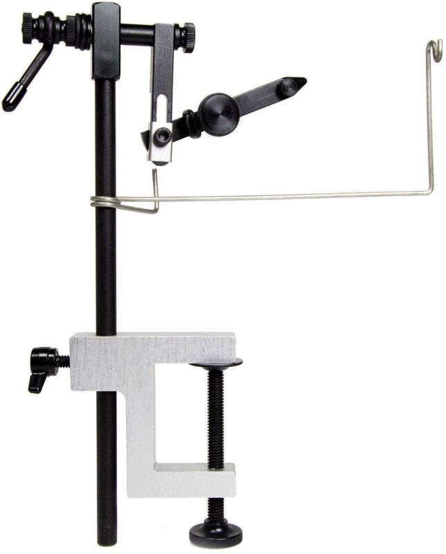 Griffin Odyssey Spider Rotating Fly Tying Vise Fishing