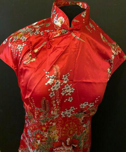 Jin Yue Fu Shi Traditional Cheongsam Women