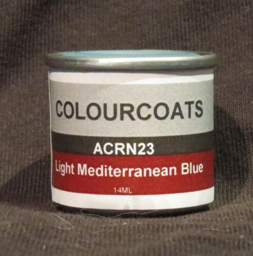 Light Mediterranean Blue  (ACRN23)