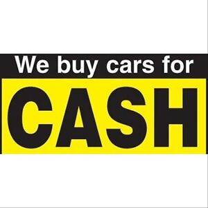 WE BUY ALL KINDS SCRAP CARS & USED CARS $250-$6000 | FREE TOWING