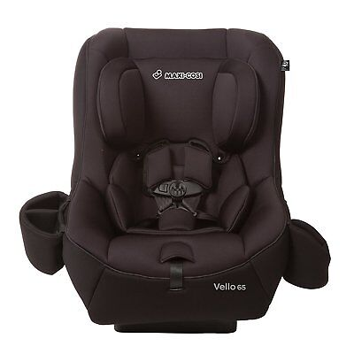 Купить Maxi-Cosi Vello 65 Convertible Car Seat - Maxi-Cosi Vello 65 Baby Infant to Toddler Easy Clean Convertible Car Seat, Black