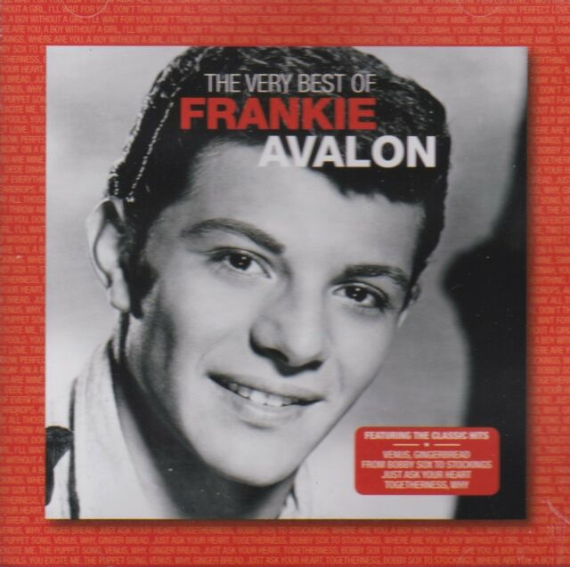 [NEW] CD: THE VERY BEST OF FRANKIE AVALON
