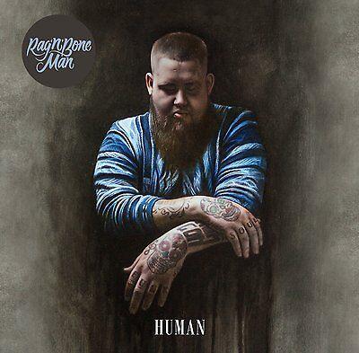 Rag 'N' Bone Man - Human - 2 x Vinyl LP *NEW & SEALED*