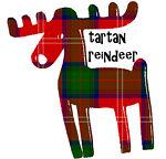 Tartan Reindeer Shop