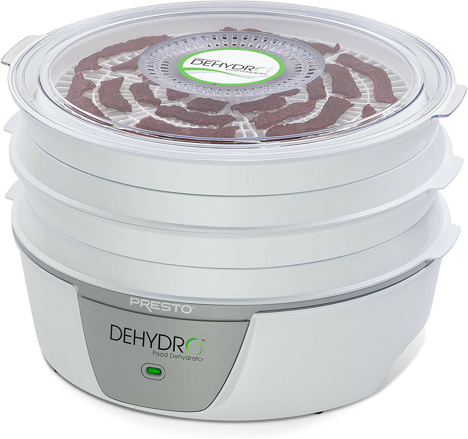 Presto 06300 Dehydro Electric Food Dehydrator New Free Shipp