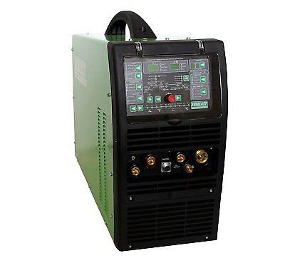 Everlast Powermts 252 Sti 250 Amp Ac Dc Tig Pulse Mig Stick Welder