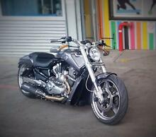 Australian delivered 2014 Vrod Muscle in Charcoal Pearl Sylvania Sutherland Area Preview