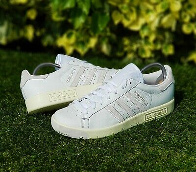 BNWB & Genuine adidas originals ® Forest Hills Retro White Trainers UK Size 6