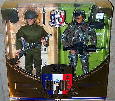 Gi Joe 35 Years 1964 Gi Joe And Land Warrior Gi Joe 1964-1999
