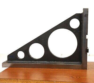 Precision Standard Narrow Right Angle Plate 25 X 17-12 X 4-34 New